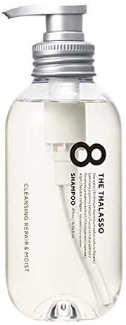 8 THE THALASSO(エイトザタラソ)クレンジングリペア&モイスト 美容液シャンプーの商品画像6