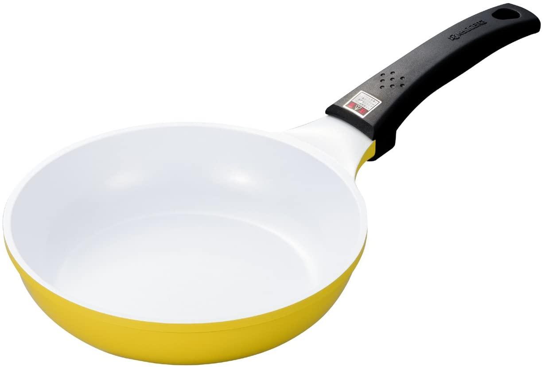 京セラ(きょうせら)セラブリッドフライパン&ソースパン 3点セットの商品画像3