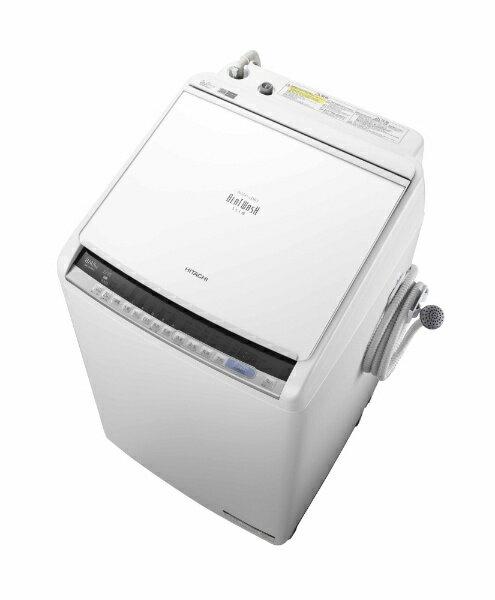 日立(HITACHI) HITACHI ビートウォッシュ 縦型洗濯機BW-DV80Cの商品画像
