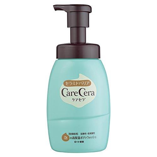 CareCera(ケアセラ)泡の高保湿ボディウォッシュの商品画像1