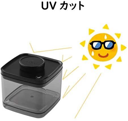 ANKOMN(アンコムン) 真空保存容器ターンシール 2.4L UVカットの商品画像8