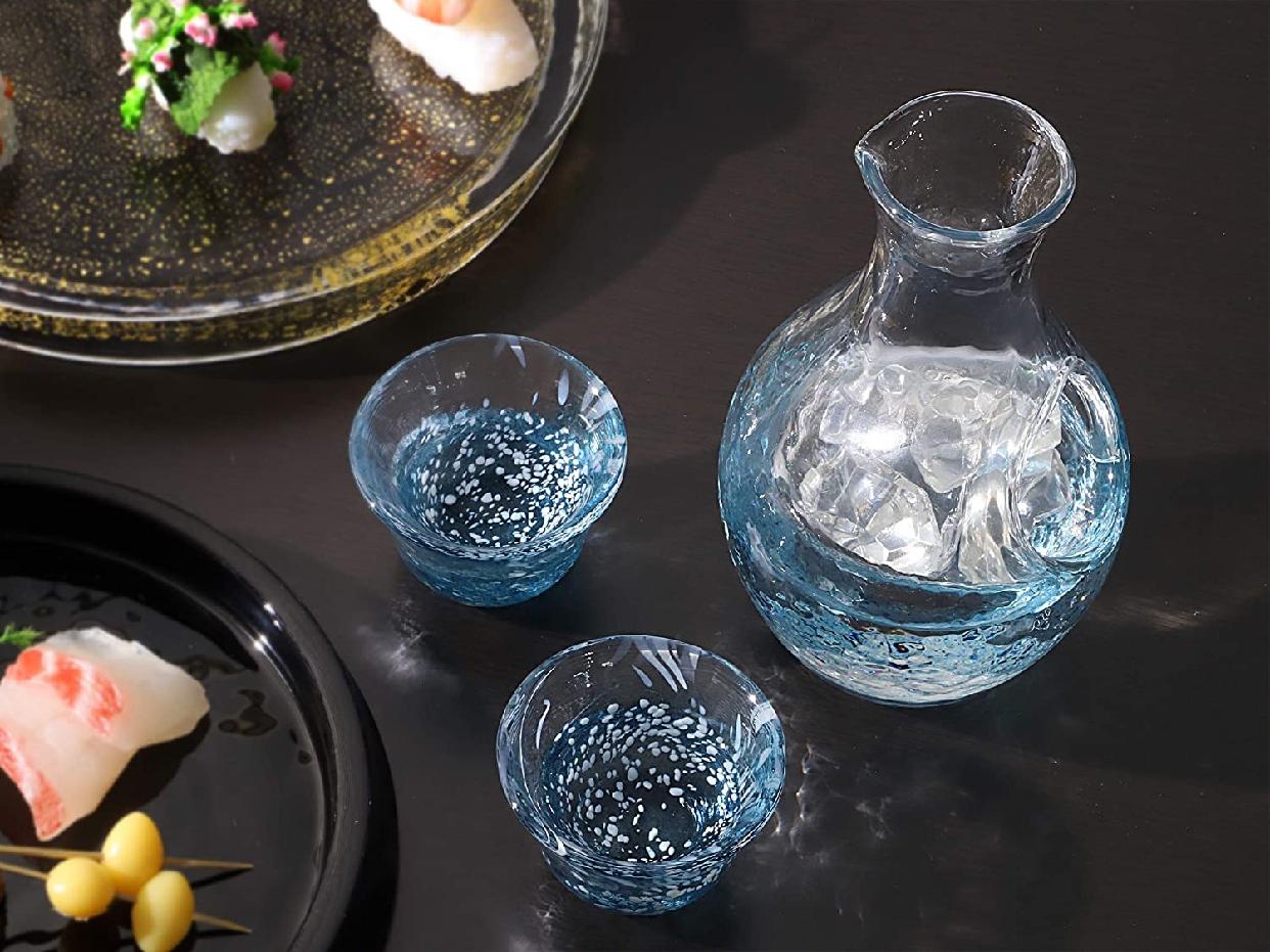 東洋佐々木ガラス(とうようささきがらす)日本酒グラス 冷酒セット G604-M70の商品画像7