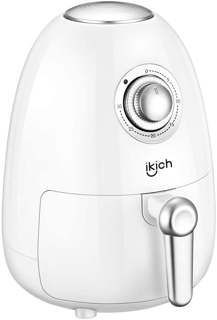 IKICH(イキチ)ノンフライヤー 2L ホワイトの商品画像