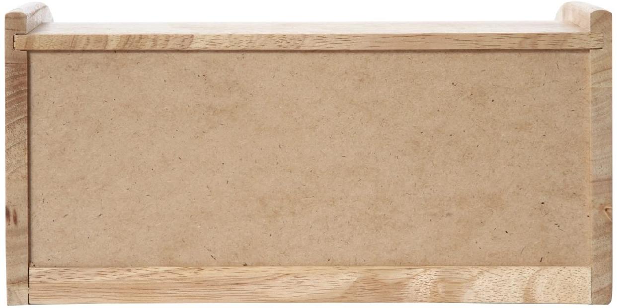 不二貿易(FBC) 木製ブレッドケース ボヌール 94381の商品画像6