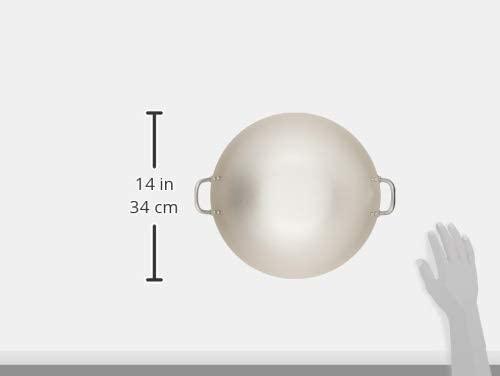 TKG(ティーケージー) 純チタン 中華鍋 33cm ATY-62の商品画像5