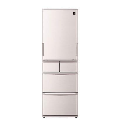 SHARP(シャープ) プラズマクラスター冷蔵庫 SJ-PW42Xの商品画像