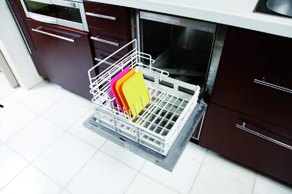Pre-mier(プルミエ) 使い分け抗菌プチまな板3 3色セットの商品画像7