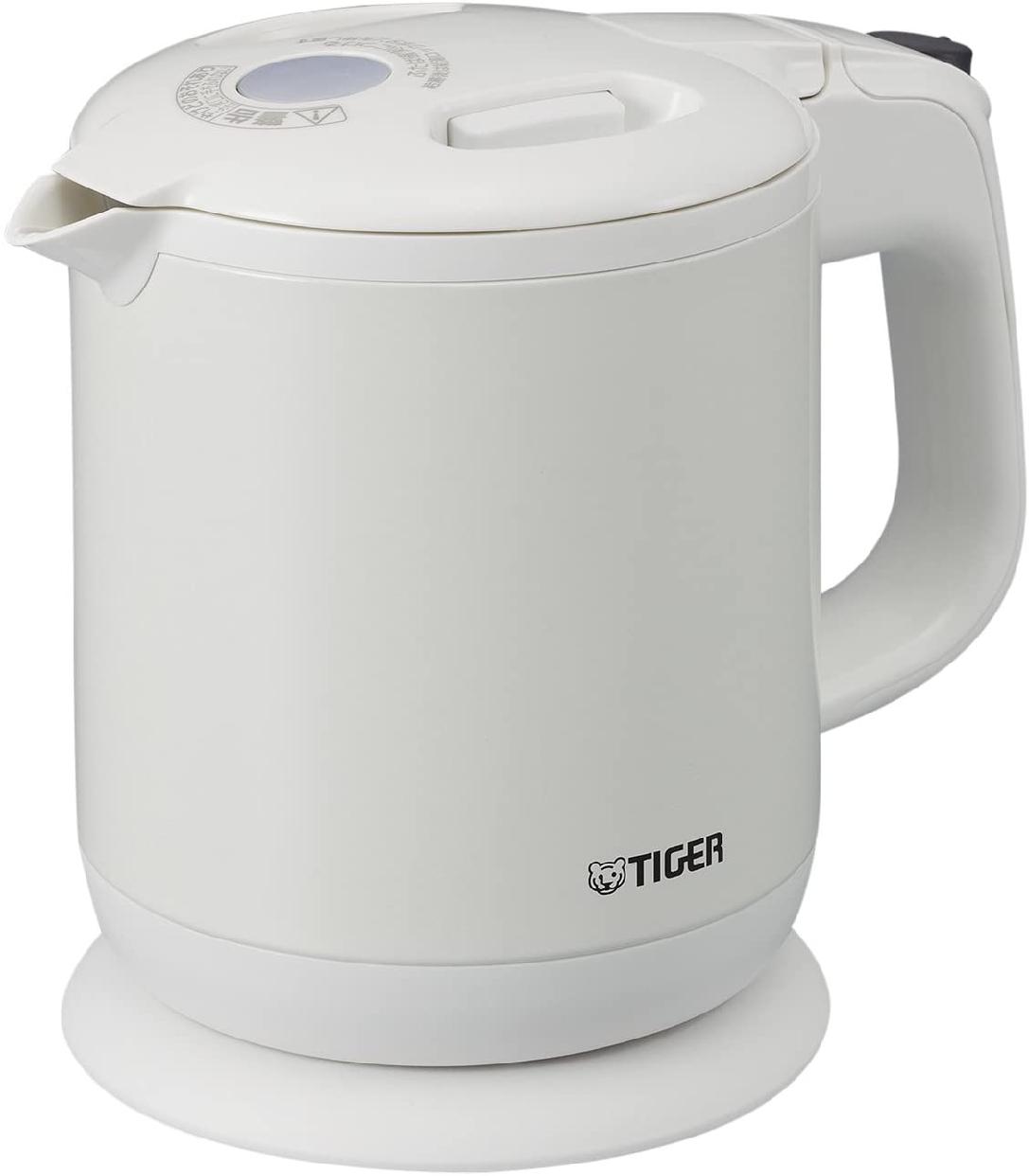 タイガー魔法瓶(TIGER) 蒸気レス 電気ケトル PCH-Gの商品画像