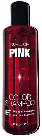 FIOLE(フィヨーレ) クオルシア カラーシャンプー ピンクの商品画像