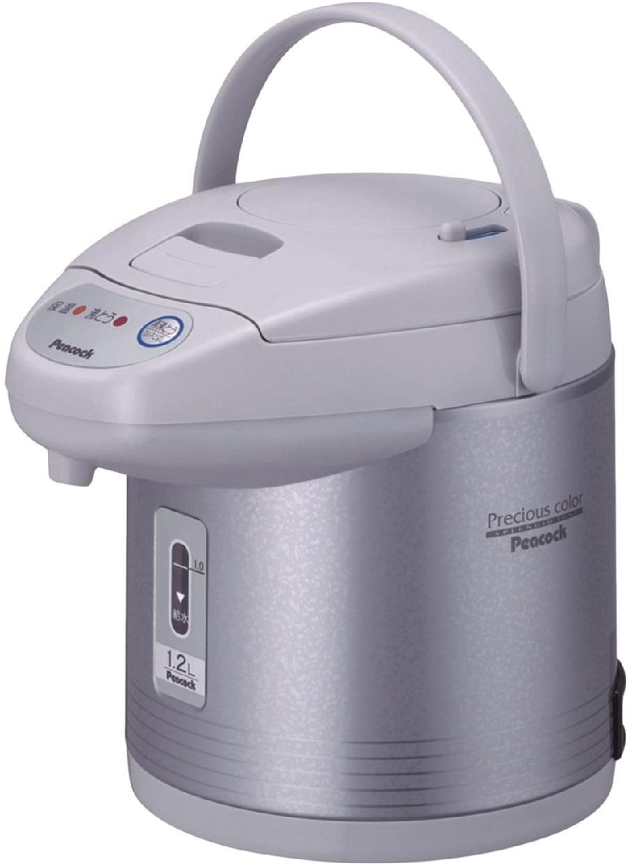 ピーコック魔法瓶(ピーコック)電気沸とうエアーポット WCI-12の商品画像