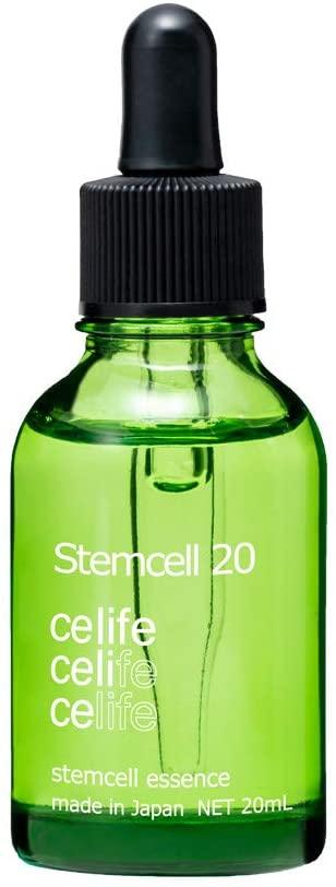 celife(セライフ)ヒト由来幹細胞美容液 ステムセル20の商品画像1