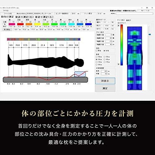 my makura(マイマクラ) オーダーメイドマイ枕 レギュラーサイズの商品画像5
