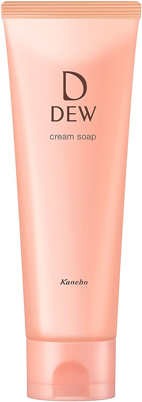DEW(デュウ)クリームソープ 洗顔料の商品画像