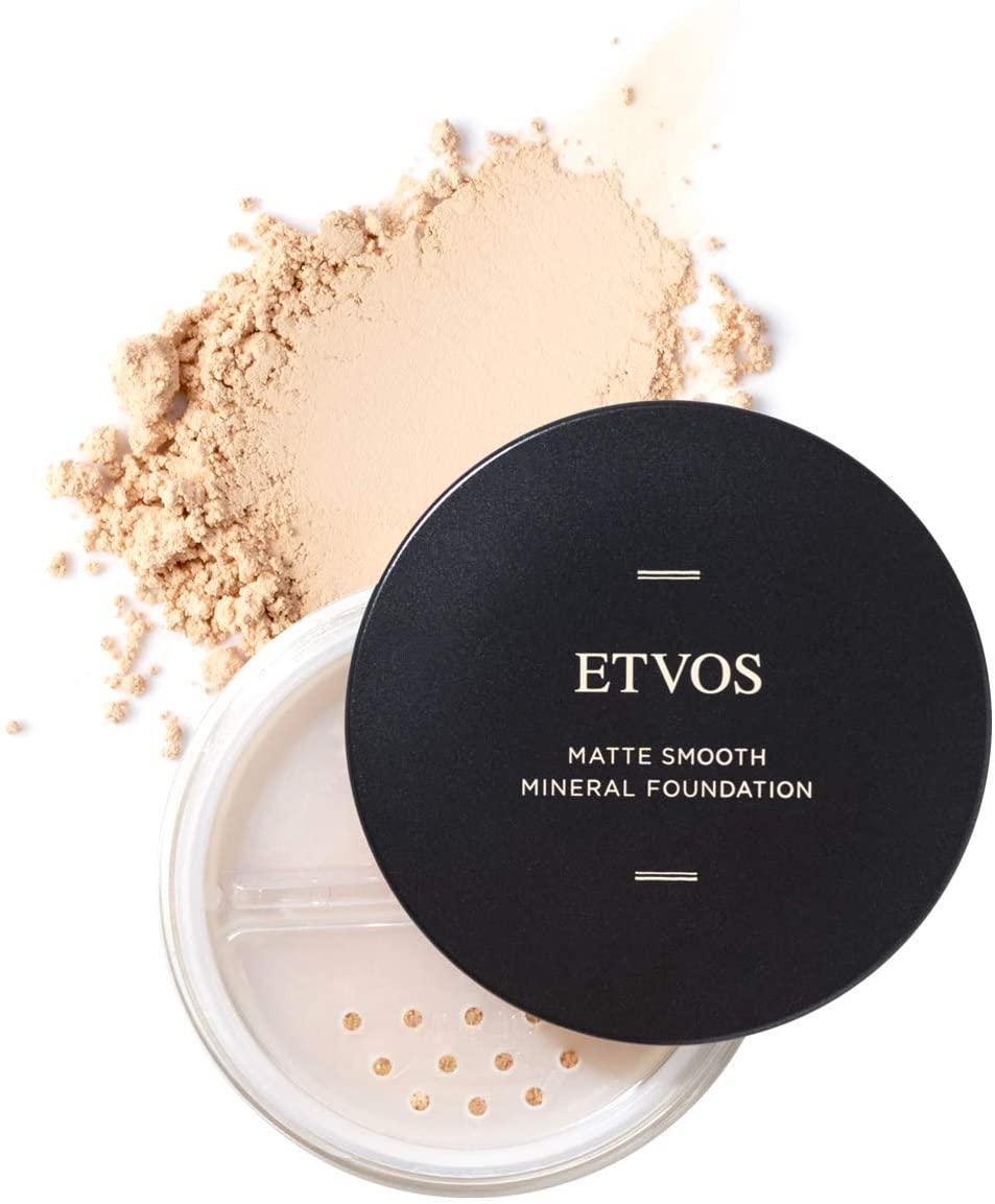 ETVOS(エトヴォス) マットスムースミネラルファンデーション