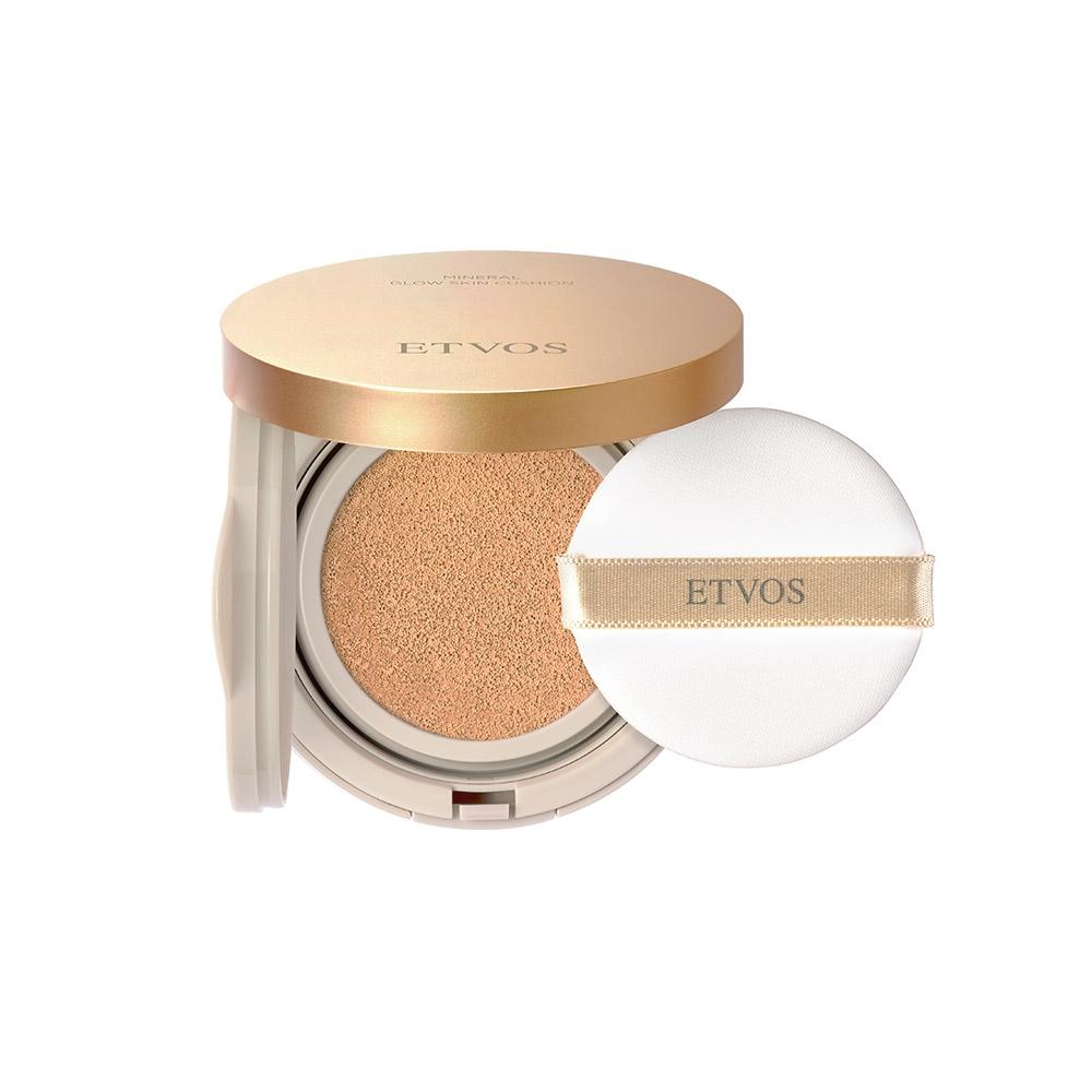 ETVOS(エトヴォス)ミネラルグロウスキンクッション