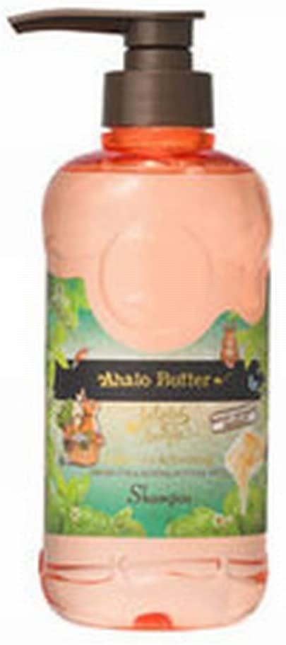 AHALO BUTTER(アハロバター) プレミアムスカルプ クリアシャンプーの商品画像