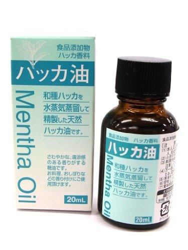 大洋製薬(タイヨウセイヤク) 食品添加物 ハッカ油の商品画像