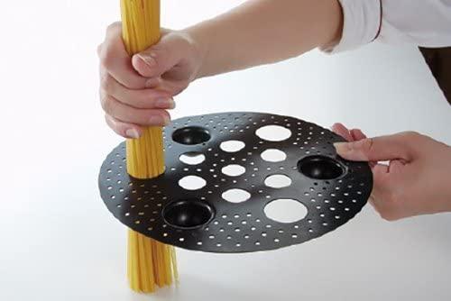 ウルシヤマ金属(ウルシヤマキンゾク)便利プレート フライパンで簡単蒸し調理 ブラックの商品画像3