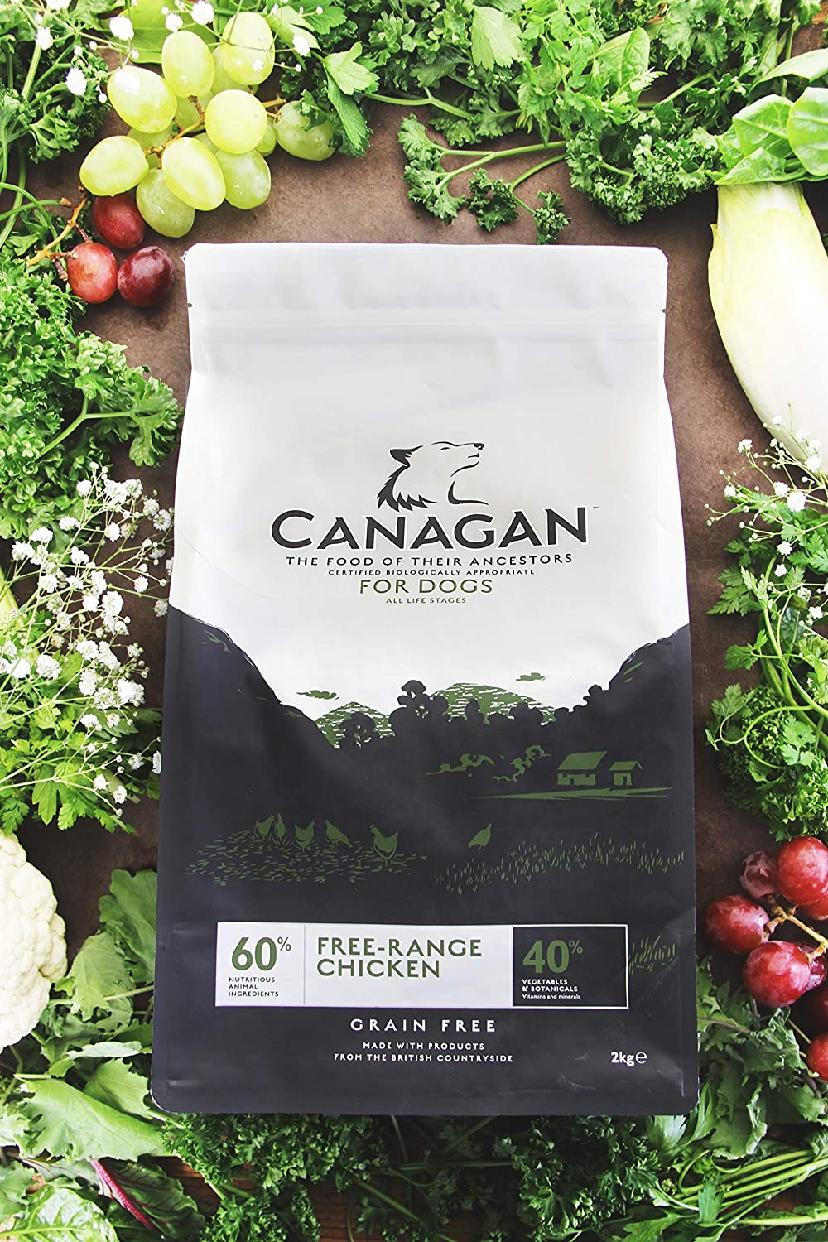 CANAGAN(カナガン) ドッグフード チキンの商品画像2