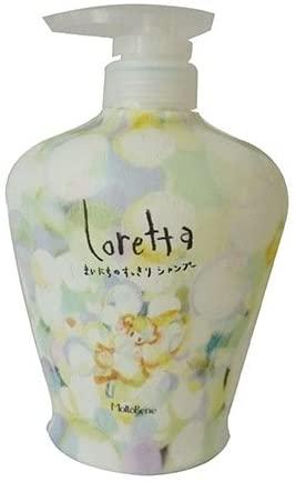 loretta(ロレッタ)まいにちのすっきりシャンプー