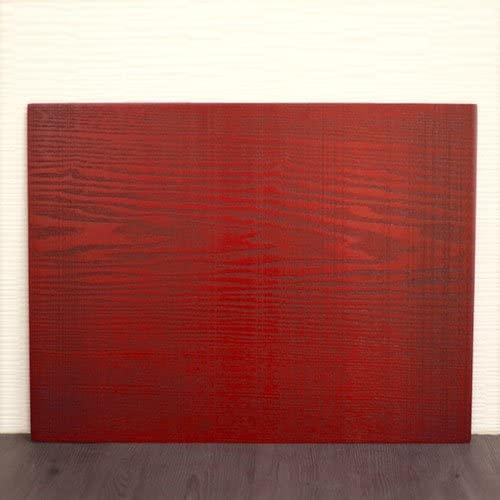 漆器かりん本舗(しっきかりんほんぽ)木製 ランチョンマット 板目(長角) 42×32cmの商品画像2