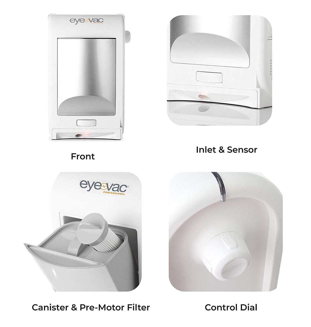 CrowleyJones(クローリージョーンズ) Eye-Vac Professional Vacuum Cleaner EVPRO-Wの商品画像3