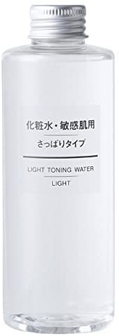 無印良品(むじるしりょうひん)化粧水・敏感肌用・さっぱりタイプの商品画像9