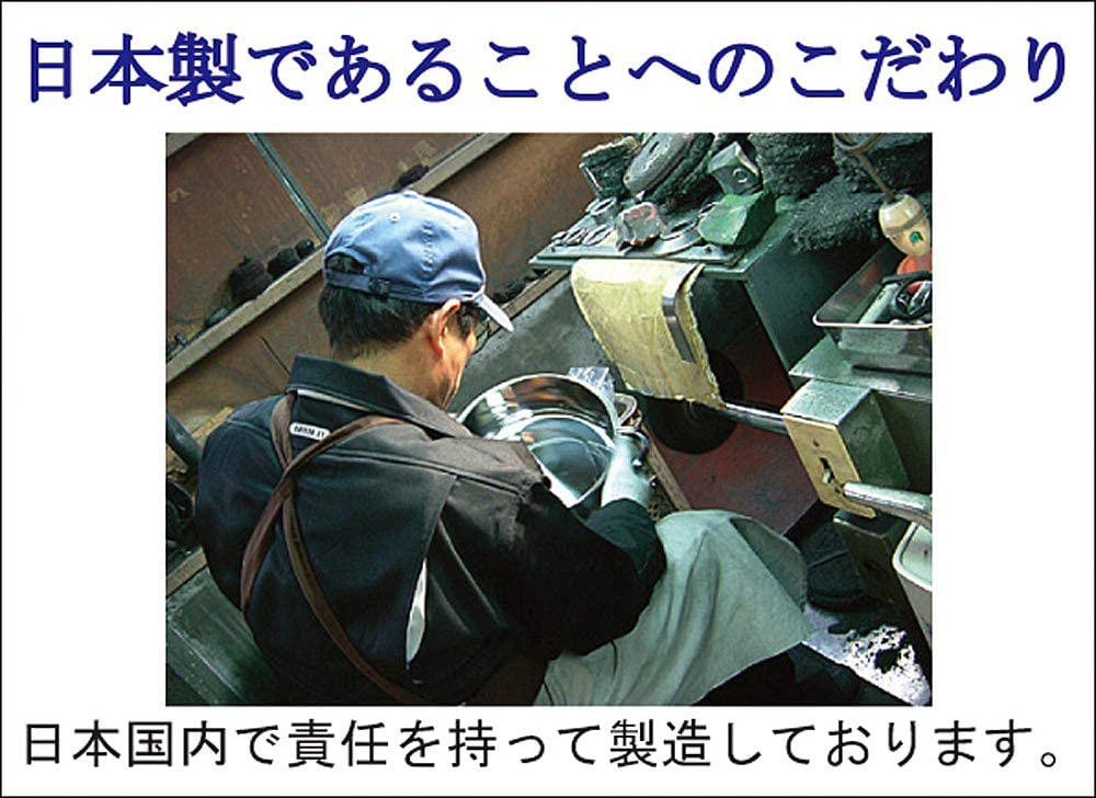 GEO Product(ジオ・プロダクト) 浅型両手鍋 22cm GEO-22Sの商品画像7