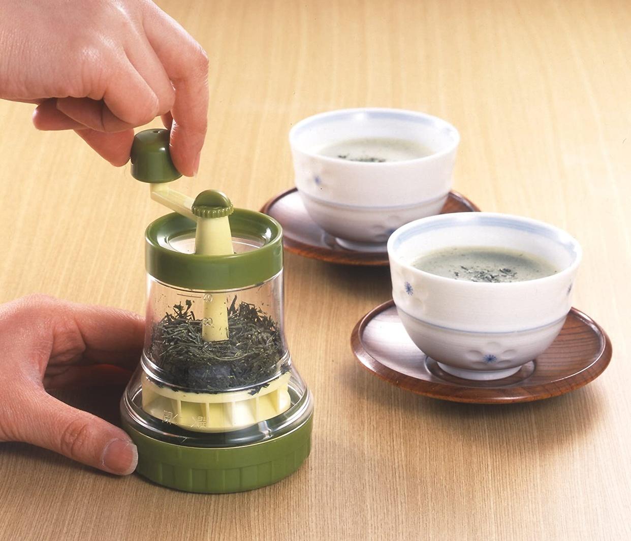クラフトタナカ 一茶 お茶ミル TM-40の商品画像2
