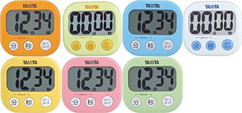 TANITA(タニタ) デジタルタイマー でか見えタイマー TD-384の商品画像4