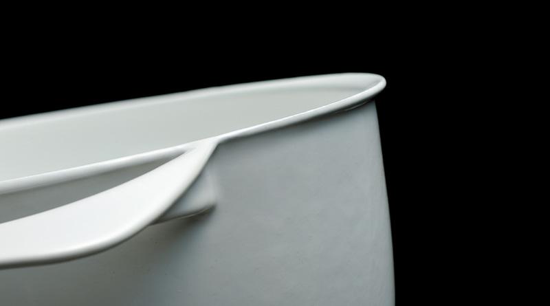 UNILLOY(ユニロイ) キャセロール浅型22cm〈藍〉の商品画像4
