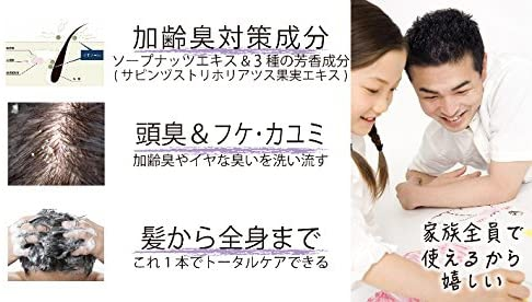Animo Care(アニモケア) アニモケア全身シャンプーの商品画像5