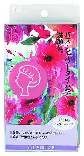 貝印(KAI) BeSELECTION シャワーキャップ HK0163の商品画像