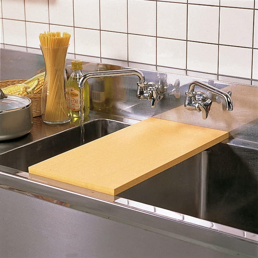 アサヒクッキンカット ゴムまな板 M オレンジの商品画像3