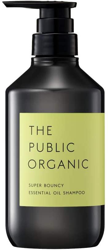 THE PUBLIC ORGANIC(ザ パブリック オーガニック) スーパーバウンシー DM シャンプー