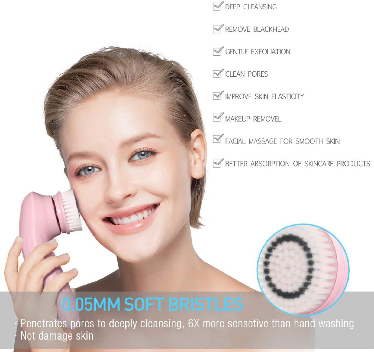 7FHLP(ナナエフエイチエルピー) 洗顔ブラシ充電式の商品画像3