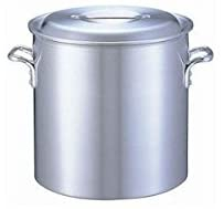 AKAO ALUMINUM(アカオアルミ) アルミDON寸胴鍋 27㎝ AZV16027の商品画像