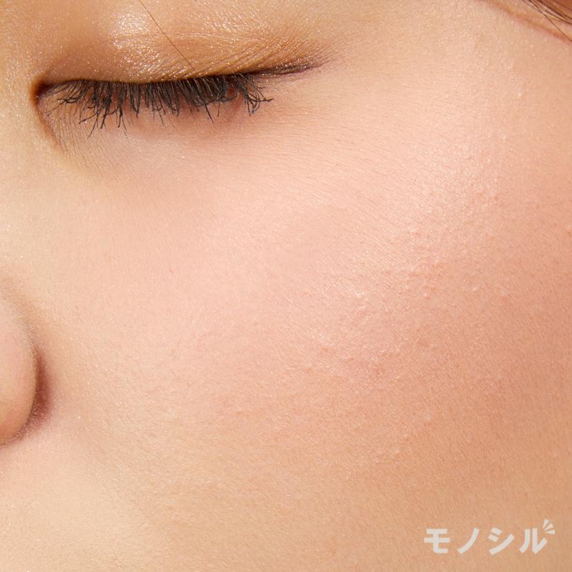 CLINIQUE(クリニーク) チーク ポップの商品画像5 実際に頬に塗った商品の使用イメージ