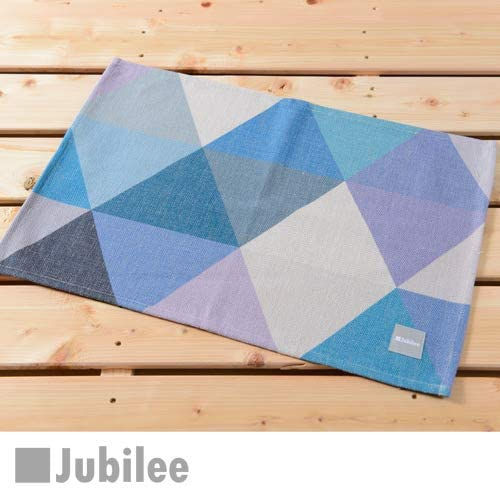 Jubilee(ジャビガル)ブルーダイヤモンド LAMOPPEデザイン ランチョンマット 2枚セットの商品画像