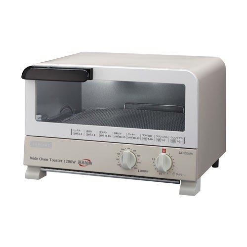 KOIZUMI(コイズミ) オーブントースター KOS-J122の商品画像