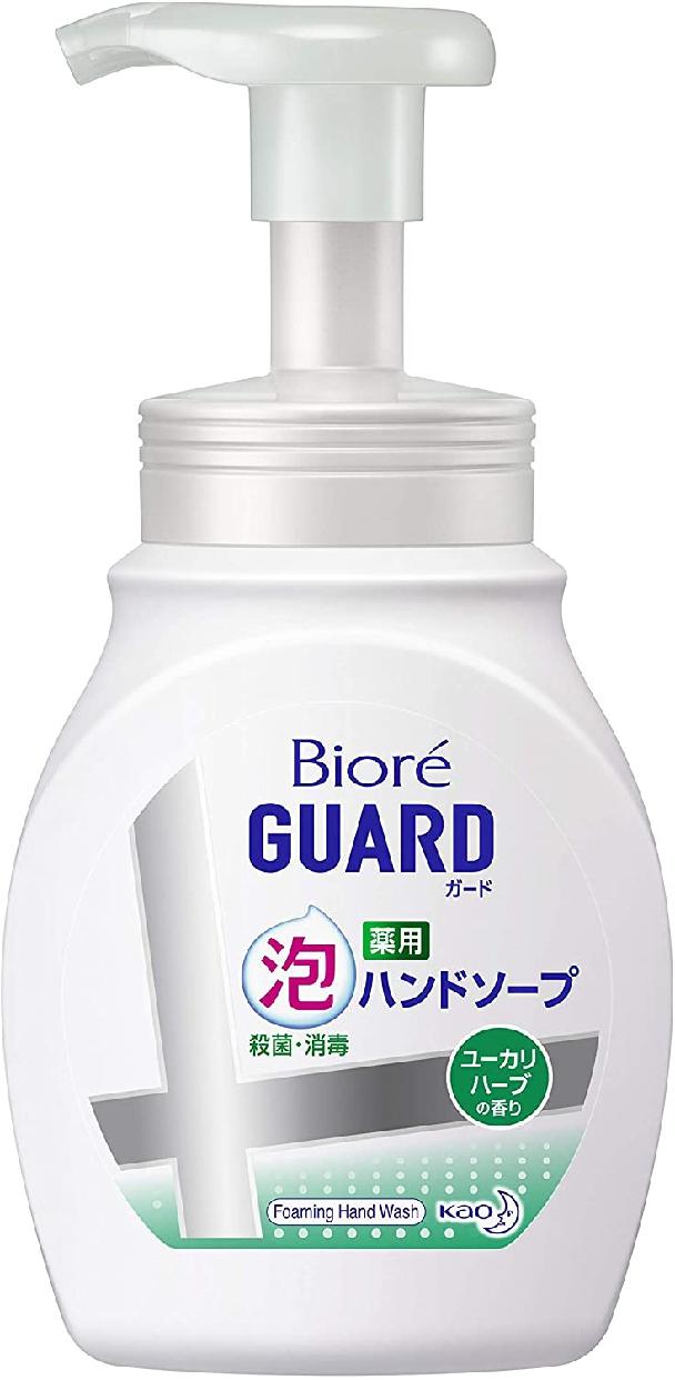 Bioré GUARD(ビオレガード) 薬用泡ハンドソープの商品画像