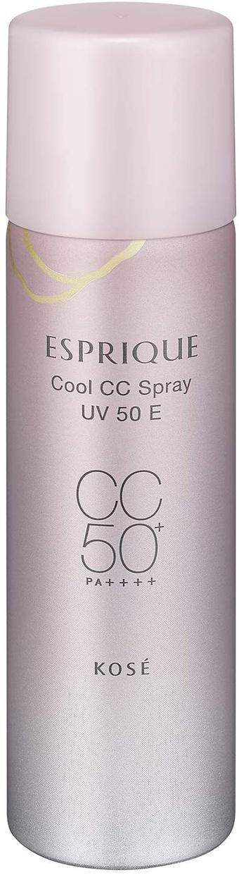 ESPRIQUE(エスプリーク) ひんやりタッチ CCスプレーの商品画像3