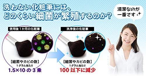 ripica(リピカ) メイクブラシ専用シャンプー 筆シャンプラスの商品画像5