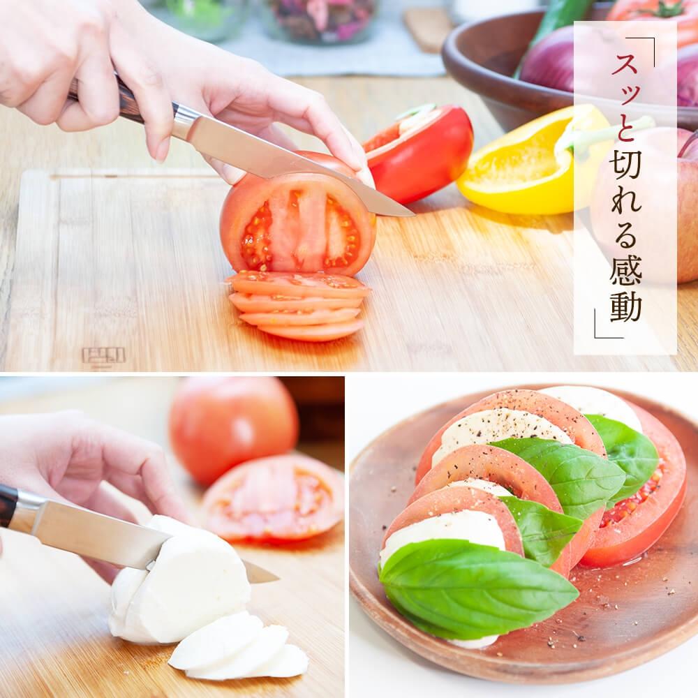 ISSIKI(いっしき) Cutlery ペティナイフ ステンレス 120mmの商品画像5