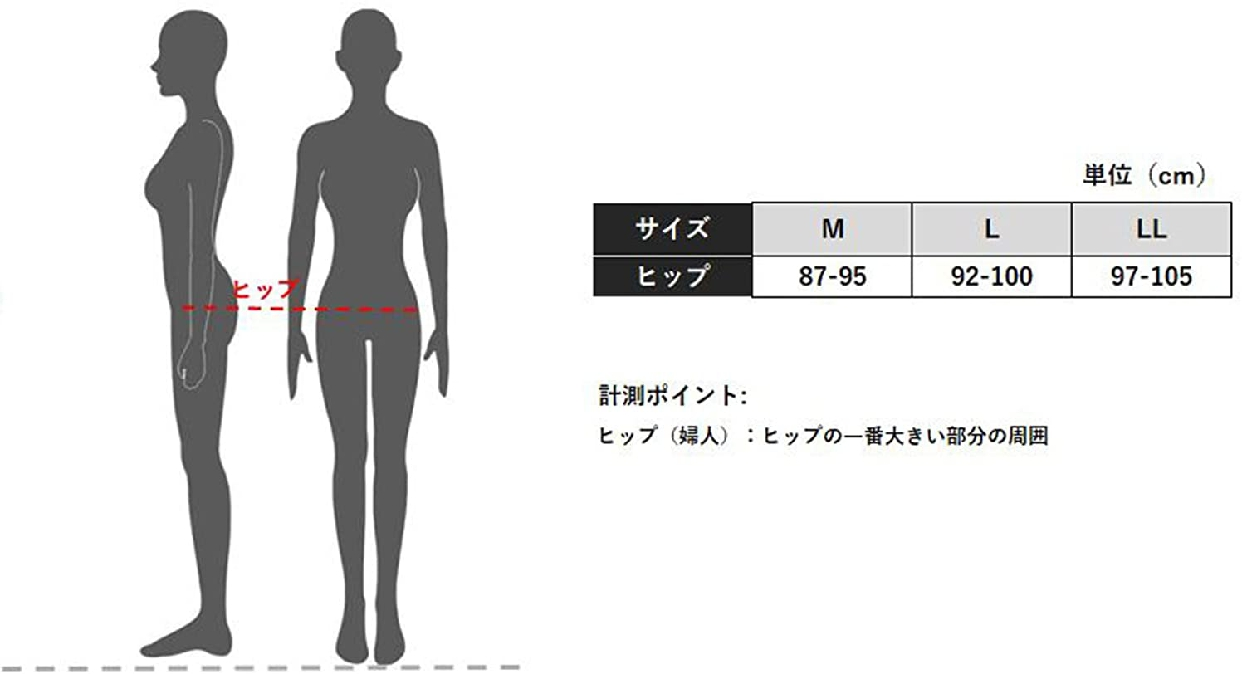 ATSUGI(アツギ)骨盤クロスショーツ ヒップアップ ショーツの商品画像3