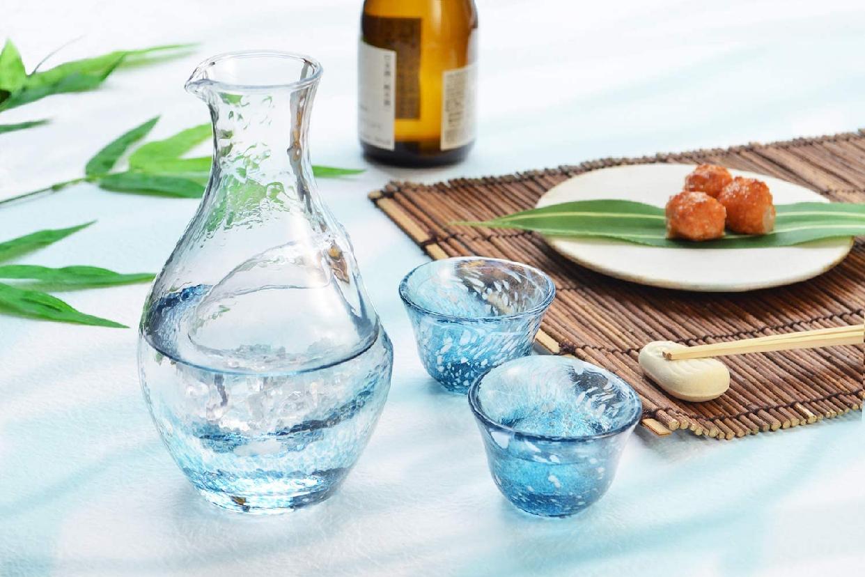 東洋佐々木ガラス(とうようささきがらす)日本酒グラス 冷酒セット G604-M70の商品画像6
