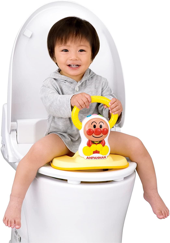 PINOCCHIO(ピノチオ) アンパンマン 2WAY補助便座 おしゃべり付きの商品画像3
