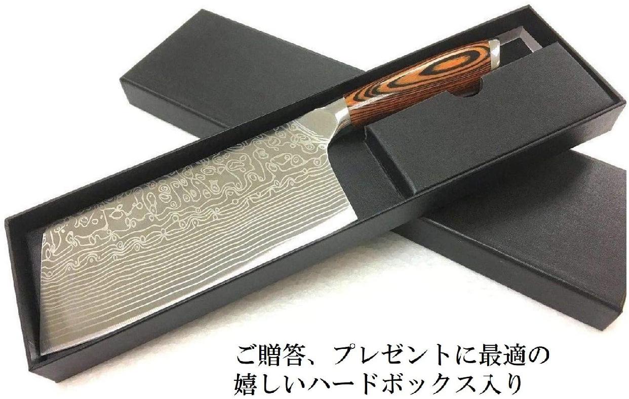 SAMURAI CUTLERY(サムライカトラリー) タイガーキッチンナイフ 30cmの商品画像7