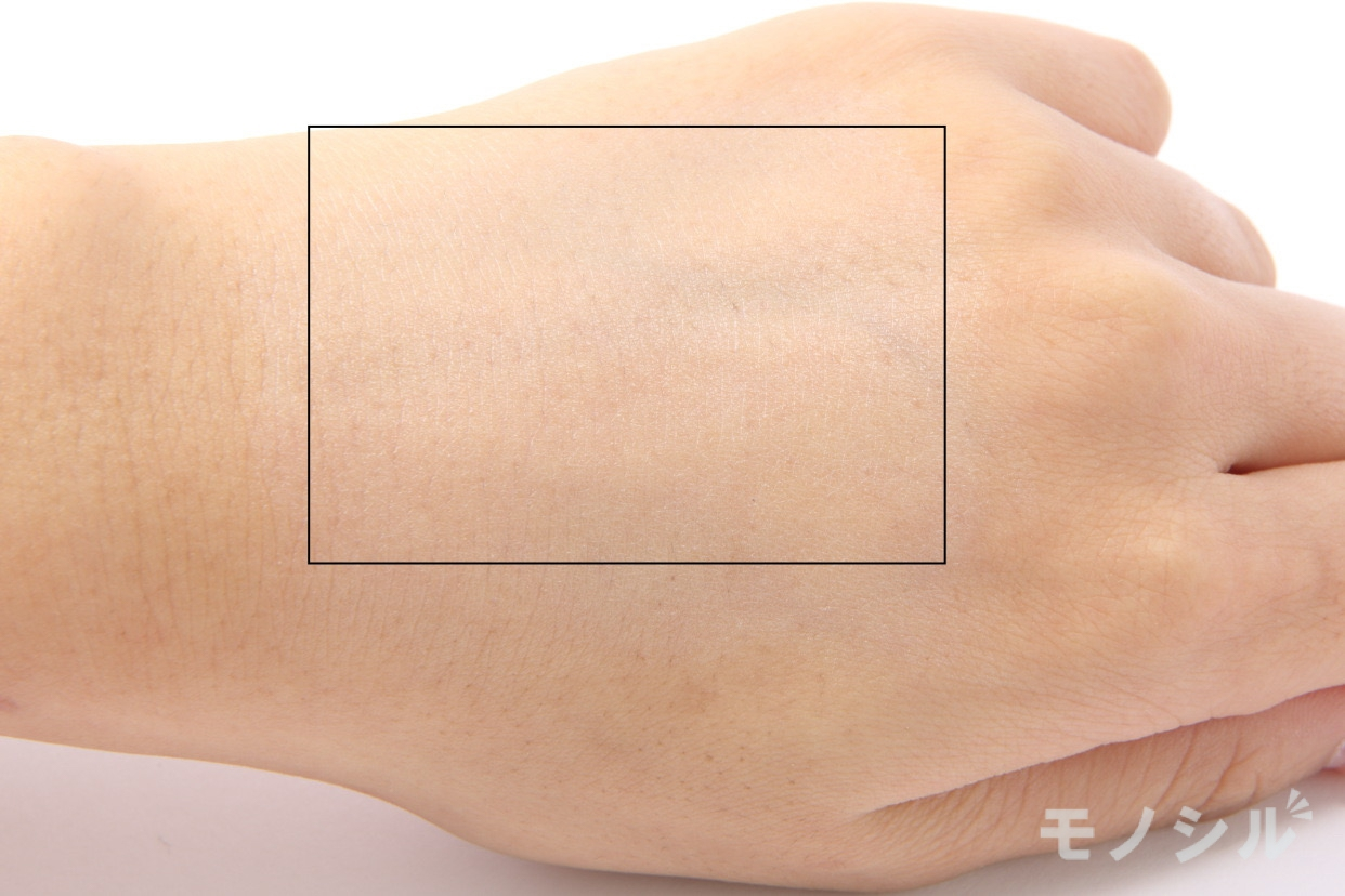 LAROCHE-POSAY(ラ ロッシュ ポゼ) UVイデア XL プロテクショントーンアップの商品画像7 手に商品を塗った検証