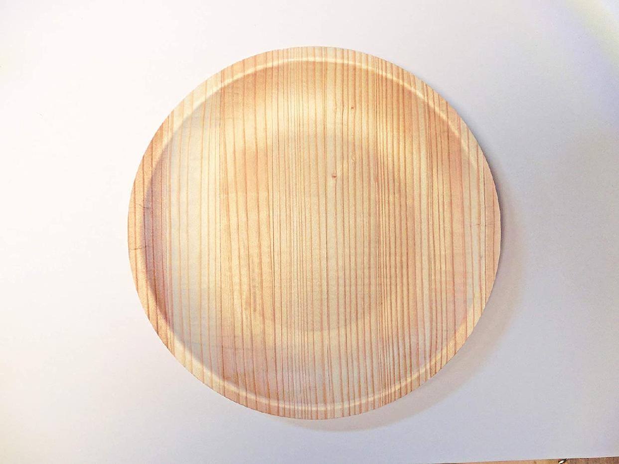 KIZARA(キザラ) 丸皿 100枚セット 21cmの商品画像
